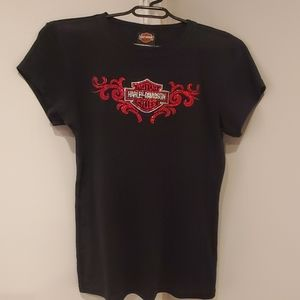 Harley Davidson womens XL tshirt